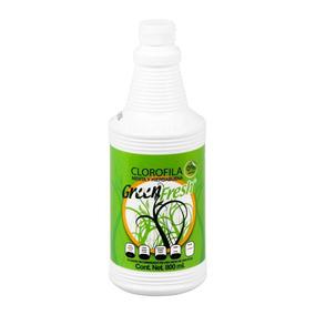 Clorofila Liquida Menta Y Hierbabuena Griin Fresh 800ml