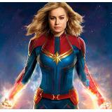Capitã Marvel Filme Dublado Envio Digital Imediato