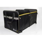 Bolsa Organizadora Dobrável Para Porta Mala Renault Amarela