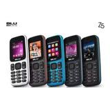 Celular Blu Z5 Z211 Dual Sim Tela De 1.8 Câmera Rádio Fm