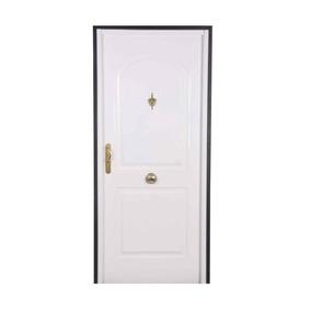 Puerta Máxima Seguridad 100% Blindada 90 X 205