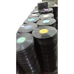 Lote Com 60 Discos / Para Artesanato E Decoração/ Por Apenas