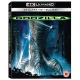 Blu Ray 4k Godzilla -1998- Dubl/legendado