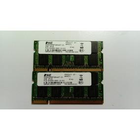 Memória Ddr2 4g (2g+2g=4gb) Pc2-6400s Notebook Frete Grátis