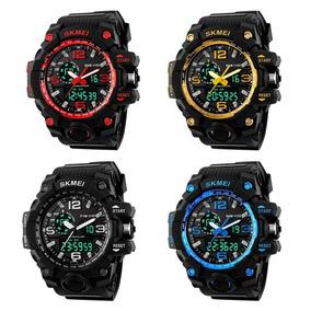 40133a779ea Rio de Janeiro · Relógio Masculino Skmei 1155 Militar Similar G-shock Barato