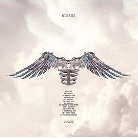 Cd Duplo Zayn - Icarus Falls - Pronta Entrega