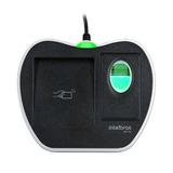 Leitor Cadastrador Biométrico Com Rfid Intelbras Cm 350