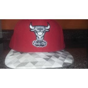 Gorras Chicago Bulls Gris en Mercado Libre México c7692a227fc