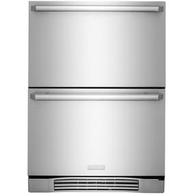 Cajón Refrigerador 24 Inoxidable Empotre Cocina Electrolux
