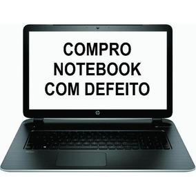 Compro Notebook Sony Vaio, Dell, Acer, Hp E Outros.