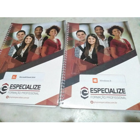 Apostilas Especialize Microsoft Excel 2020/windows 8 For.pro