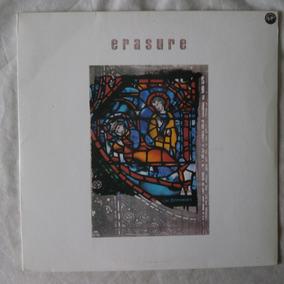 Lp Erasure 1988 The Innocents, Seminovo Com Encarte