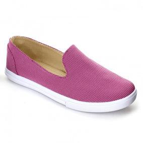 Mocasin Para Mujer Redberry 1119-037935 Color Fiusha