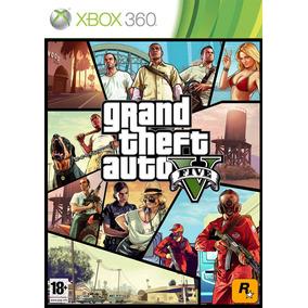 Gta 5 - Original Midia Digital Xbox 360 Legendado Br