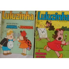 Lote 2 Gibis Luluzinha (1989 E 1991)