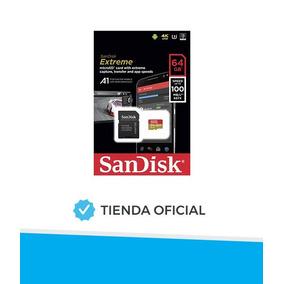 Memoria Sandisk Extreme 64gb Clase 10 Gopro Go Pro Deportiva