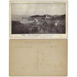 Sc Anos 1910 Cartão Postal Foto Vista De São Francisco Sul 2