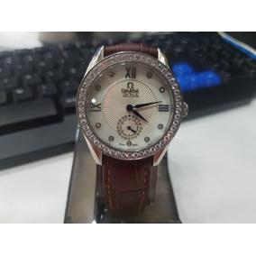 4f582ddc930 Relogio Omega 007 Replica Aaa - Relógios De Pulso no Mercado Livre ...