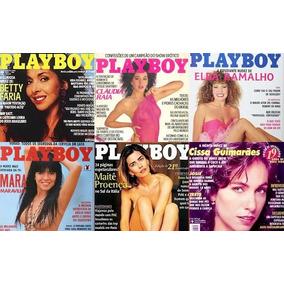 Todas Revistas Playboy (1975 A 2016)