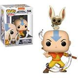 Funko Pop Avatar Aang 534 Original