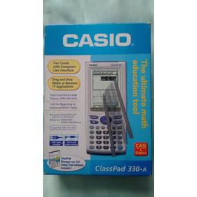 Calculadora Casio Class Pad 330-a