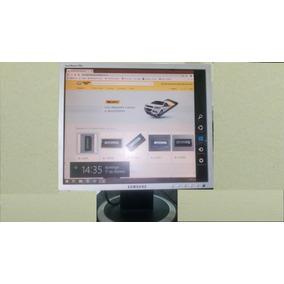 Monitor Samsung 17 740n Usado 100% Operativo