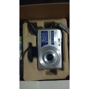Camara Fotografica Cybershot Sony Para Repuesto Con Su Cable