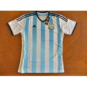 cac952d05c Camiseta Argentina 2014 Climacool - Camiseta de Argentina para ...
