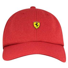 Gorra Puma Scuderia Ferrari Fanwear Baseball Unitalla Adulto 283d54750ac