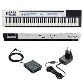 Piano Digital Stage Px5s We Casio Completo Com Fonte Pedal