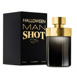 Perfume Importado Hombre Halloween Man Shot 125 Ml Edt