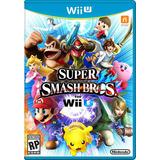 Juego Digital Super Smash Bros For Wii U 5.5.3.