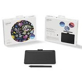 Tablet Wacom Intuos Draw Small Digitalizador Cableado Usb