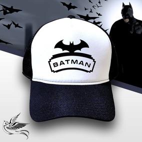 Boné Batman - Bonés para Masculino no Mercado Livre Brasil dd7513c3d78