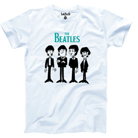Playeras The Beatles, Queen, Bandas Musica, Rock