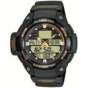 3e589759465 Rel gio Casio G Shock Ga 120gb H.mundial 5 Alarme - Relógios no ...