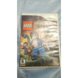 Lego Harry Potter Year 5-7 Para Wii
