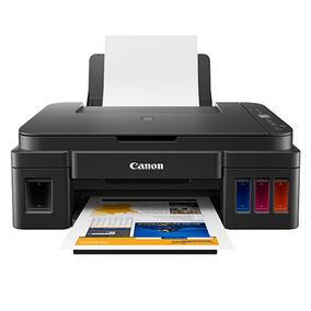 Impresora Canon G2110 Versión 2018 Sistema Continuo Oficial