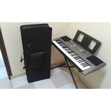 Teclado Organeta, Piano Marca Yamaha (como Nueva)+accesorios