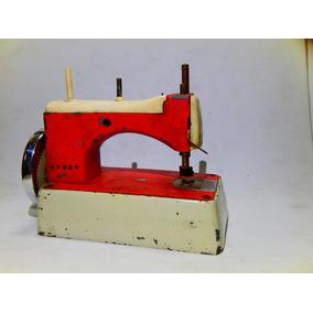 Maquina De Coser Juguete Antigua - Coleccion -