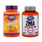 Zma E Tribulus Terrestris Now Sports 90tab - Original 1000mg