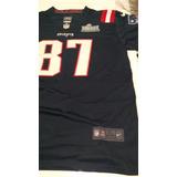 Camisa Nfl New England Patriots Gronkowski Pronta Entrega