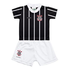 ad934ed9c5 Conjunto Corinthians Da Torcida Baby - Bodies de Bebê no Mercado ...