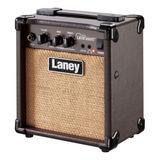 Amplificador De Guitarra Acustica Criolla Laney La10 Gtia