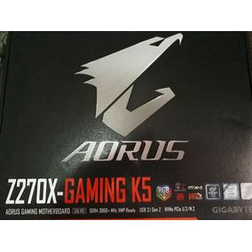 Aorus Gaming Z270x Gaming K5 Lga 1151