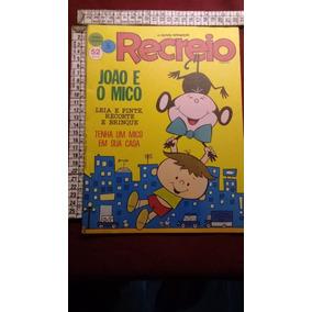 Revista Recreio N 52 1970 Anos 70 Rara Com Encarte