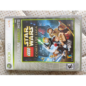 Lego Stars Wars Original Xbox 360