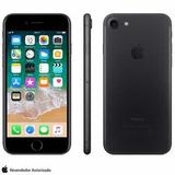 iPhone 7 - Preto - 2018.