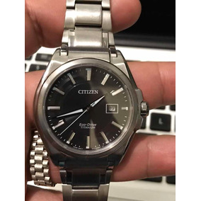 Reloj Citizen Ecodrive Titanium