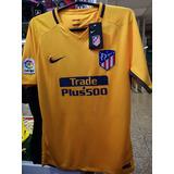 Camisa Atletico Madrid Amarela - Camisas de Times de Futebol no ... d7f8276d006b4